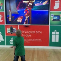 Photo taken at Microsoft Store by Media M. on 11/19/2011