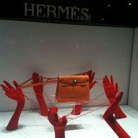 Photo taken at Hermès by Ultimate Paris on 3/18/2011