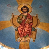 Photo taken at Greek Orthodox Metropolis of Atlanta by Theland J. on 9/29/2011