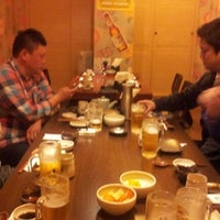 Photo taken at 싱꼬 by Brian R. on 4/10/2012