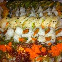 Photo taken at Ronin Sushi by Kourtney N. on 10/31/2011