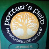 Photo taken at Potter's Field Restaurant & Pub by Michael L. on 11/20/2011