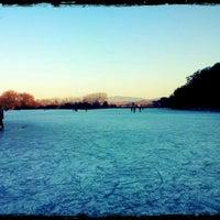 Photo taken at Jazero Bodovka by Simon on 1/31/2012
