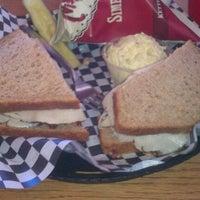 Photo taken at Cobblestone Café by Dusty W. on 1/30/2012