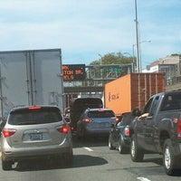 Photo taken at Cross Bronx Expressway (I-95) by Kathi M. on 9/19/2011