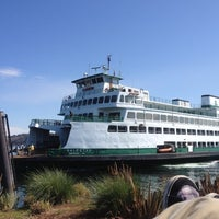 Photo taken at Bremerton Ferry Terminal by Shawn C. on 4/2/2012