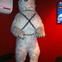 Photo taken at Nicho Bears & Bar by Aleks U. on 11/13/2011