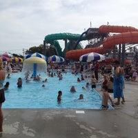 Photo taken at Funtown Splashtown USA by Kitty S. on 8/20/2012