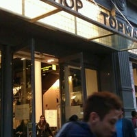 Photo taken at Topshop by 🎀Cheryl🎀 on 9/17/2011