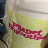 Photo taken at Planet Smoothie by Matt S. on 6/10/2012