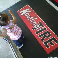 Photo taken at Kauffman Tire by Ja'Mille W. on 9/29/2011