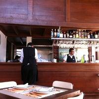 Photo taken at Restaurante Sabor do Mar by Marcelo Alexandre on 9/4/2011