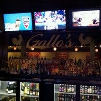 Photo taken at Gallo's Kitchen & Bar by Darin A. on 8/31/2011