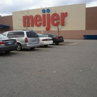 Photo taken at Meijer by Dylan P. on 11/11/2011
