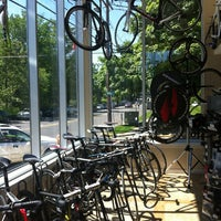 Photo taken at Strictly Bicycles by Nitzan R. on 5/20/2012