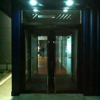 Photo taken at MEGABOX Sinchon by GukHee K. on 5/26/2012
