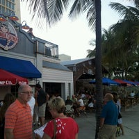 Photo taken at Bubba Gump Shrimp Co. by Brett V. on 7/9/2012