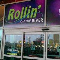 Photo taken at River Spirit Casino by Eileen R. on 12/19/2011