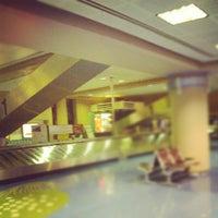 Photo taken at Terminal 3 by Jordan W. on 5/25/2012