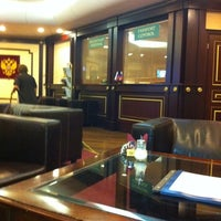 Photo taken at Officials and Delegations Lounge by Swetyk on 9/4/2011