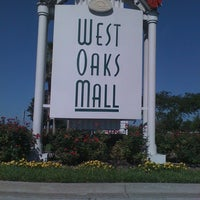 Photo taken at West Oaks Mall by Michelle S. on 4/13/2011