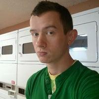 Photo taken at Laundromat by Joshua M. on 10/15/2011