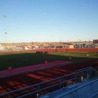 Photo taken at Oak Hills High School by Michael K. on 10/8/2011