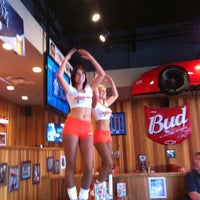 Photo taken at Hooters by Marc M. on 8/27/2011