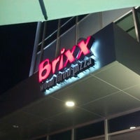 Photo taken at Brixx Wood Fired Pizza by Bradford N. on 5/26/2012