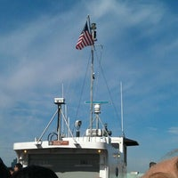 Photo taken at Statue of Liberty Ferry by Roger K. on 11/13/2011