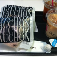 Photo taken at FAUCHON (フォション) 御殿場プレミアムアウトレット店 by Ysk D. on 8/5/2012