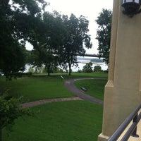 Photo taken at Mississippi River by Brenda B. on 8/5/2012