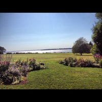 Photo taken at Blithewold Mansion, Gardens & Arboretum by Christopher L. on 7/22/2012