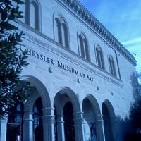Photo taken at Chrysler Museum of Art by Cesca J. on 1/1/2012