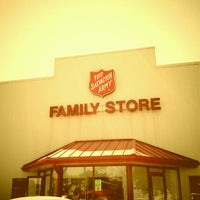 Photo taken at Salvation Army Family Store by Ana on 5/11/2012