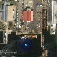 Photo taken at Mariners Haven- B H P Docks Chaguaramas by Ryan R. on 11/16/2011