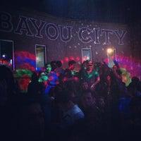 Photo taken at Bayou City Bar by Joe C. on 6/2/2012