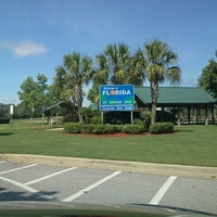 Photo taken at Florida Welcome Center (US 231) by Will B. on 7/18/2012