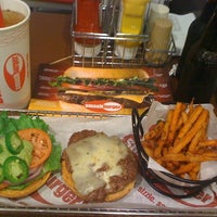 Photo taken at Smashburger by Anna T. on 6/23/2011