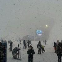 Photo taken at Vivaldi Park by 원재 강. on 1/1/2012