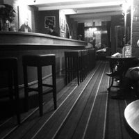 Photo taken at Jazz cafe Chet's by Nikki C. on 10/14/2011