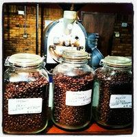 Photo taken at Stauf's Coffee by David G. on 4/21/2012