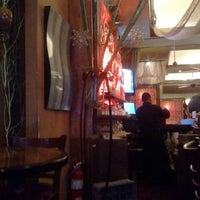 Photo taken at MoBay Uptown by Liz B. on 1/19/2012