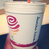 Photo taken at Jamba Juice by Jonavennci D. on 12/1/2011