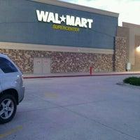 Photo taken at Walmart Supercenter by 🎀Cheryl🎀 on 8/21/2011
