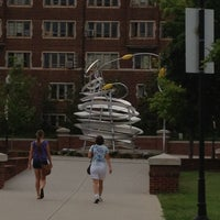 Photo taken at The University of Tennessee by Spiffy H. on 6/10/2012