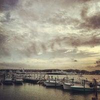 Photo taken at Fishbar on the Lake by David S. on 8/5/2012