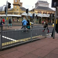 Photo taken at Eastbourne Railway Station (EBN) by Hayley B. on 10/12/2011