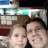 Photo taken at Pizza Hut by Rob K. on 1/30/2012