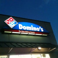 Photo taken at Domino's Pizza by Andrea H. on 9/12/2011